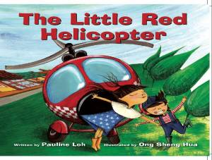 The Little Red Helicopter