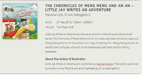 Launch of my new book at Asian Festival of Children's Content