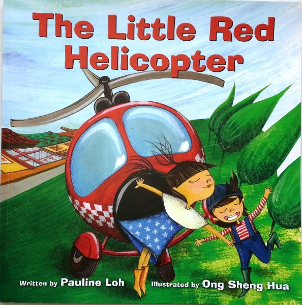 cover_little red helicopter